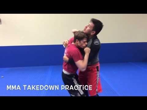 Combat Submission Wrestling Takedown Practice | Woodbridge MMA