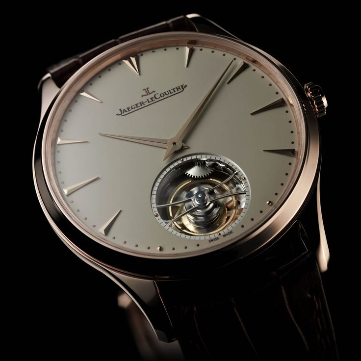Jaeger-Lecoultre Master Ultra Thin Tourbillon @DestinationMars