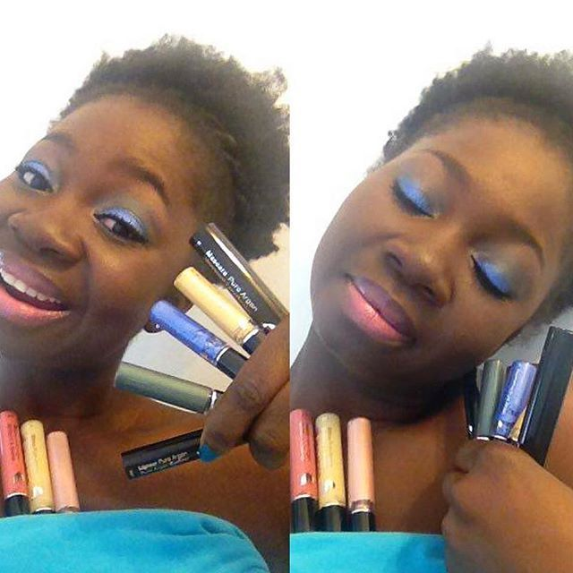 Thx to the beautiful Edith for sharing her pic with her zorah makeup #makeup #makeupoftheday #cosmetics #organic #biocosmetics #bio #argan #arganoil #zorah #animalcrueltyfreemakeup #lovemakeup #eyeshadows #lipstick #mascara #loveyourskin
