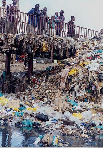 Soil and Water Pollution,   Kenya Photo: Tom Maruko