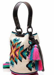 Colombian Mochi(las)  Model: Pima   Artisanal & Handmade