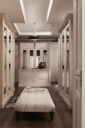 Luxury fitted dressing room furniture neville johnson - Furniture for dressing room ...