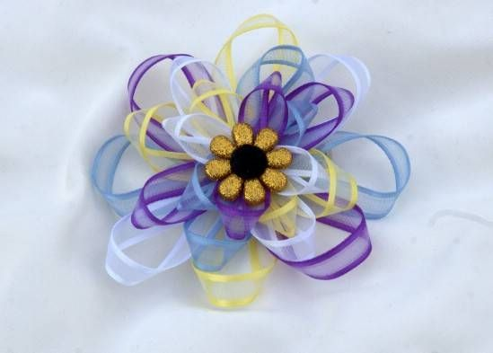 30 Fabulous and Easy to Make DIY Hair Bows - DIY & Crafts