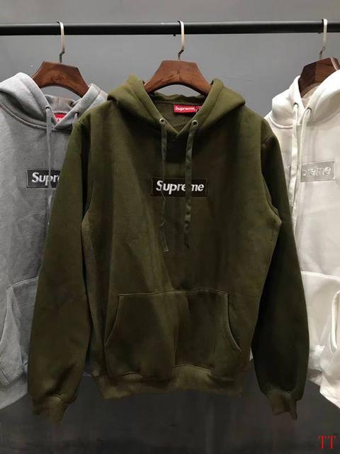 7c644f1ea92a 2018 New Model Replica Supreme Hoodies jacket For Men