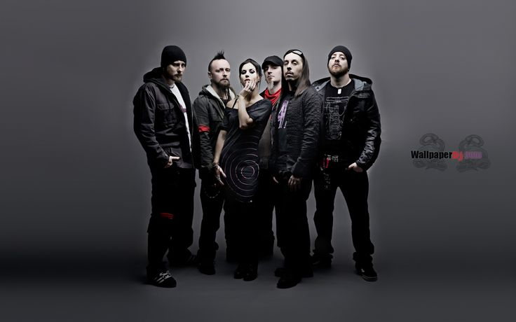Lacuna Coil of course. I'm a Coiler forever!