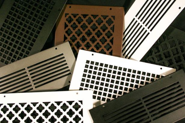Interior Wood Vent Covers Central Air Vent Covers Home Air Vent Covers Round Floor Vent Covers Vent Covers For House White Air Vent Covers Vent Covers Cleaning Tips to Keep Yours Clean