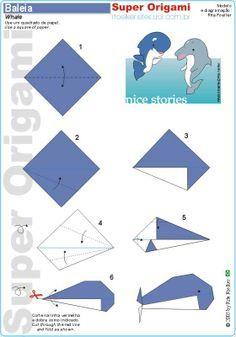 walvis knutselen groep 2 - Google zoeken