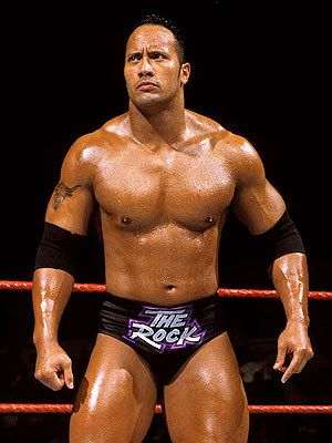 American and Canadian actor, producer, and professional wrestler - Dwayne Johnson -