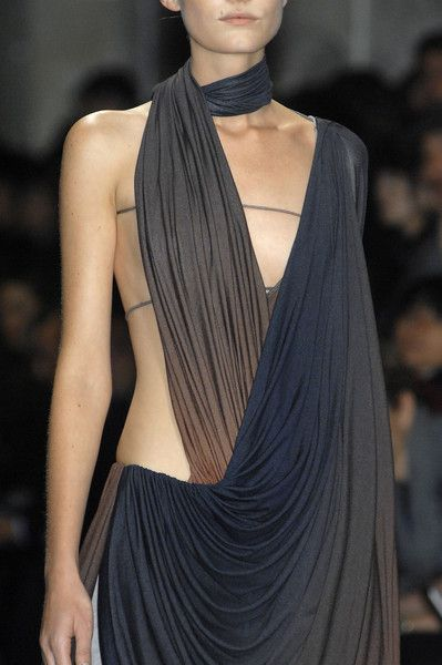 Visions of the Future: Haider Ackermann Spring 2009 - Details