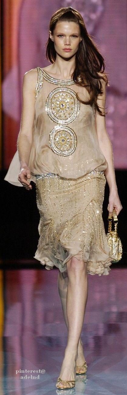 Elie Saab Spring 2005 Couture