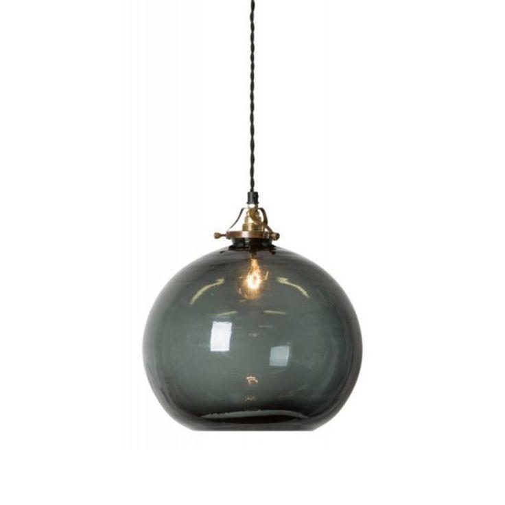 Hope Lampeskjerm L, Blå - Watt&veke - Watt & Veke - RoyalDesign.no