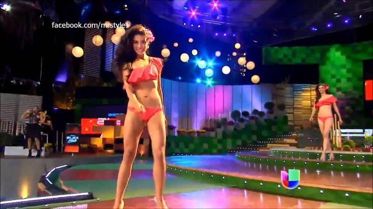Miss Universo 2015 - Latinas [Bolivia, Colombia, México, Puerto Rico y V...