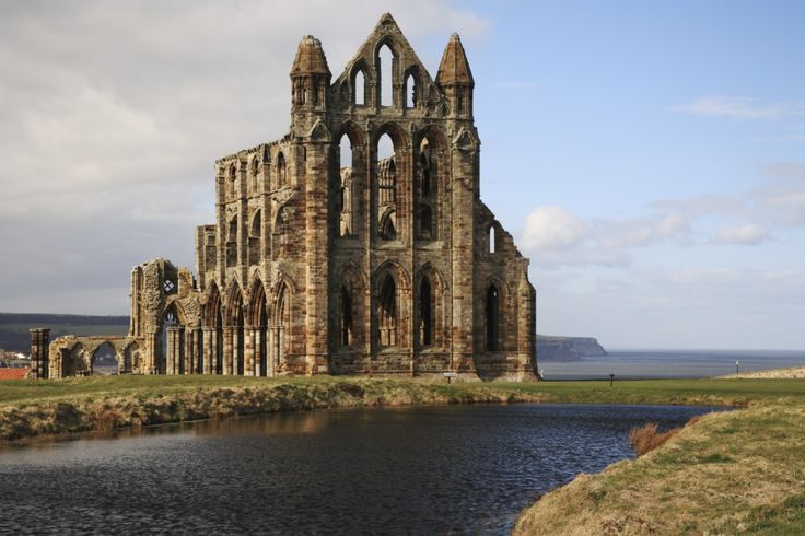 5. Whitby Abbey, England (2003)