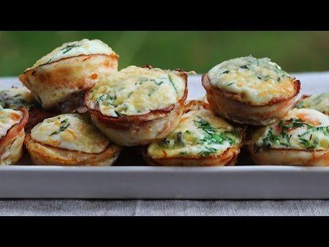 Pekoni-munakupit resepti ja ohje | Snellman