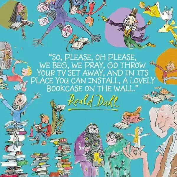 Roald Dahl poem