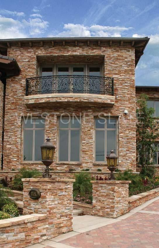 Stone Veneer Elevation : Best images about stacked stones on pinterest columns