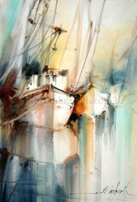 Art Of Watercolor: Fabio Cembranelli - interview