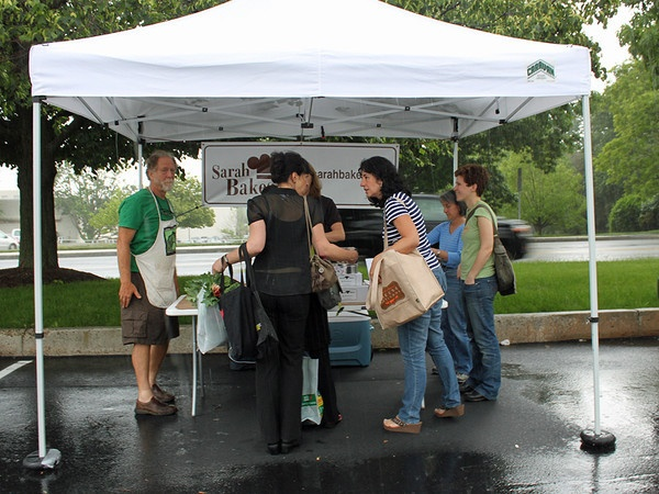 Photos: Bala Cynwyd Farmers Market Opens - Narberth-Bala Cynwyd, PA Patch (2011 opening day - no surprise, it rained, but that was so last year...mostly sun so far for the 2012 Thursdays!)