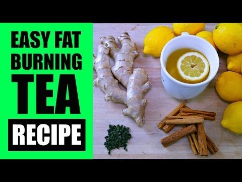 Live 5 Ingredient Belly Fat Burning Tea Recipe How To Make Fat