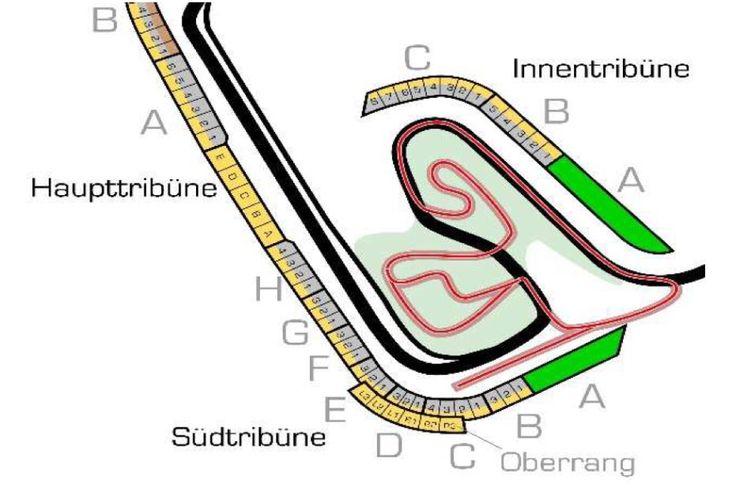 Die Rallycross-Action wird im Motodrom statt finden. Auf der Preisliste für die DTM-Tickets am Hockenheimring ist erstmals auch die Streckenführung der Rallycross-Strecke zu sehen, die im Motodrom des Hockenheimrings errichtet ... weiterlesen