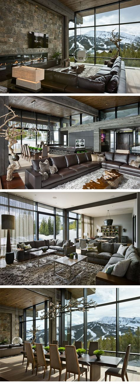25 Best Ideas About Mountain Home Interiors On Pinterest Mountain Homes Mountain Home Decorating And Rustic Home Interiors