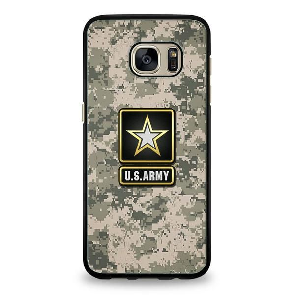 U.S. Army Camo Samsung Galaxy S6 Edge Case   ^ Materials : Plastic, Rubber ^ Colors : Black, White, Transparent ^ Price : $12.50 #Samsung #SamsungGalaxy #SamsungGalaxyEdge #SamsungGalaxyEdgeS6 #SamsungGalaxyPhoneCase #PhoneCase #MobileCase #ariesand #ariesandCase
