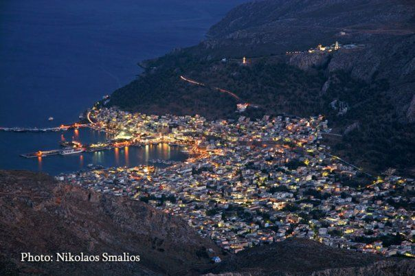 #Kalymnos Port