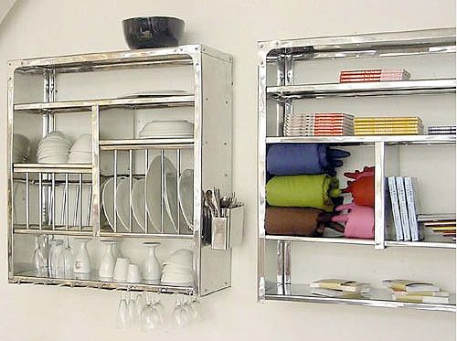 cool metal wall mounted shelving for dishes no longer available at