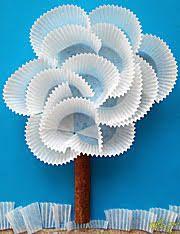 Znalezione obrazy dla zapytania prace plastyczne z serwetek papierowych