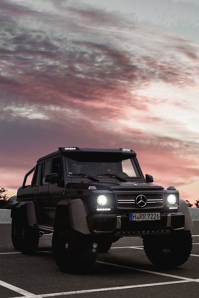 Mercedes Benz G Wagon Inspiration For You