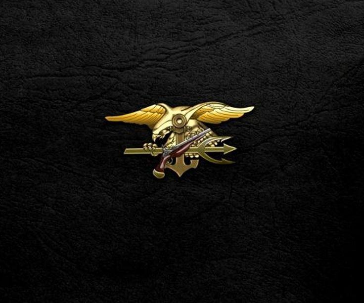 Navy Seal Logo Wallpaper - WallpaperSafari