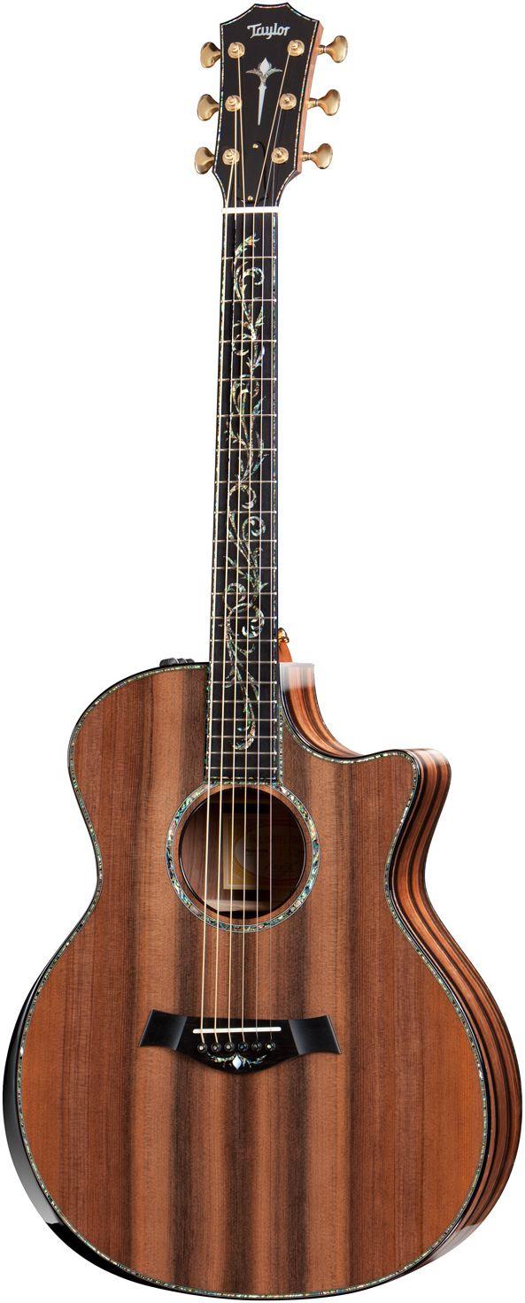 Taylor Presentation Grand Auditorium Fall Limited 2012 A.A my dream guitar!