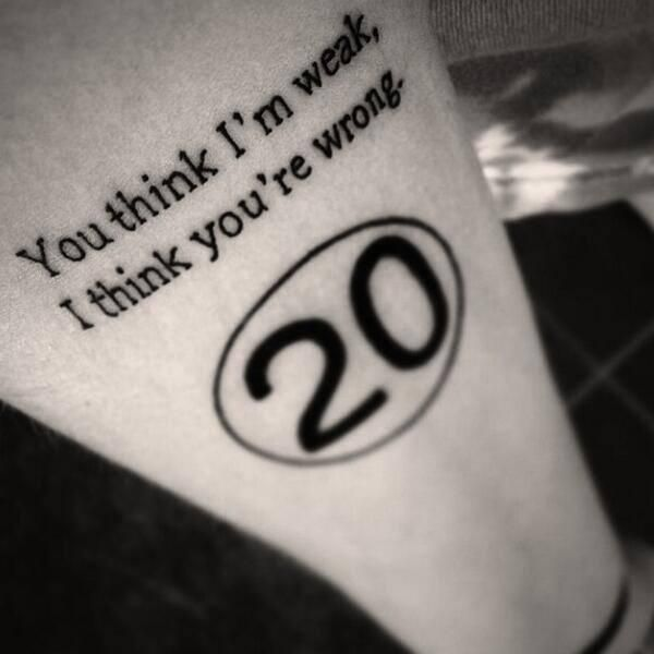 matchbox twenty tattoo...love this
