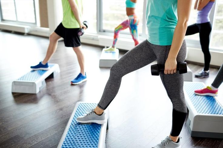The Best Step Workout Videos