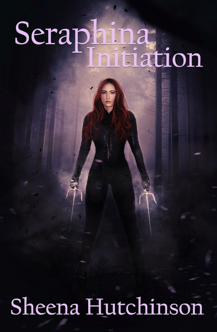 "Sister Sinister Speaks On ... Things: ""Seraphina: Initiation"" by Sheena Hutchinson: SPOT..."