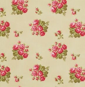 Cath Kidston-esque. Maybe for an apron or cute kitchen curtains?