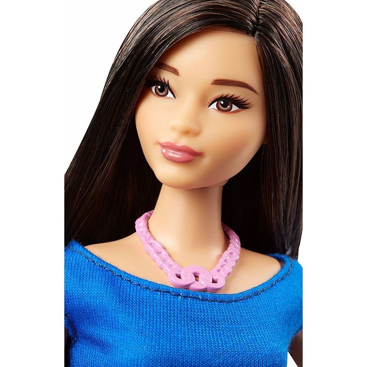 Check out the Barbie Fashionistas Doll 51 Polka Dot Fun (DVX73) at the official Barbie website. Explore the world of Barbie today!