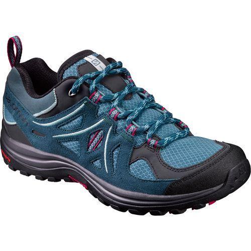 3847c70e527c9 Salomon Women's Ellipse 2 Aero Hiking Shoes (Blue/Light Blue, Size ...