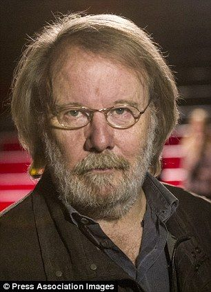 Benny Andersson, September 2012