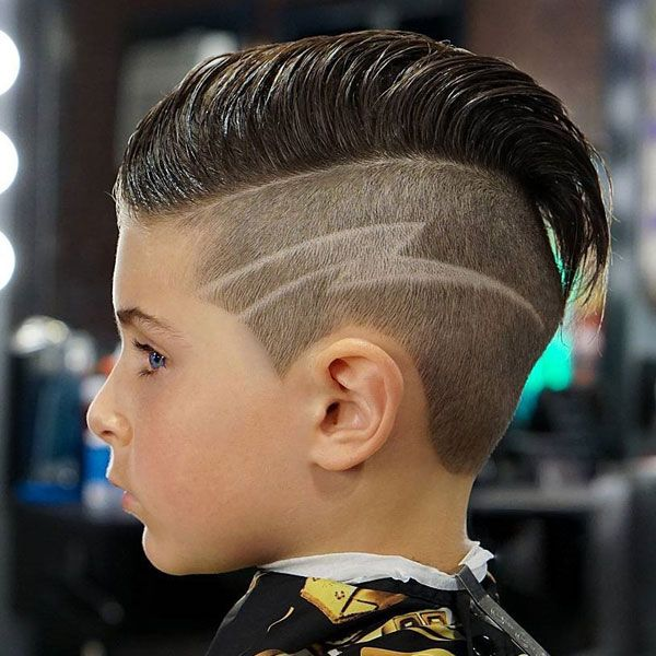 48+ Cool designs for boys hair info
