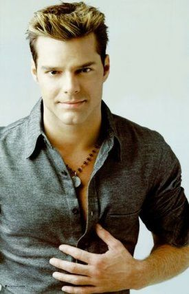 Ricky Martin's Phone Number  Ricky Martin Twitter, Facebook, Call