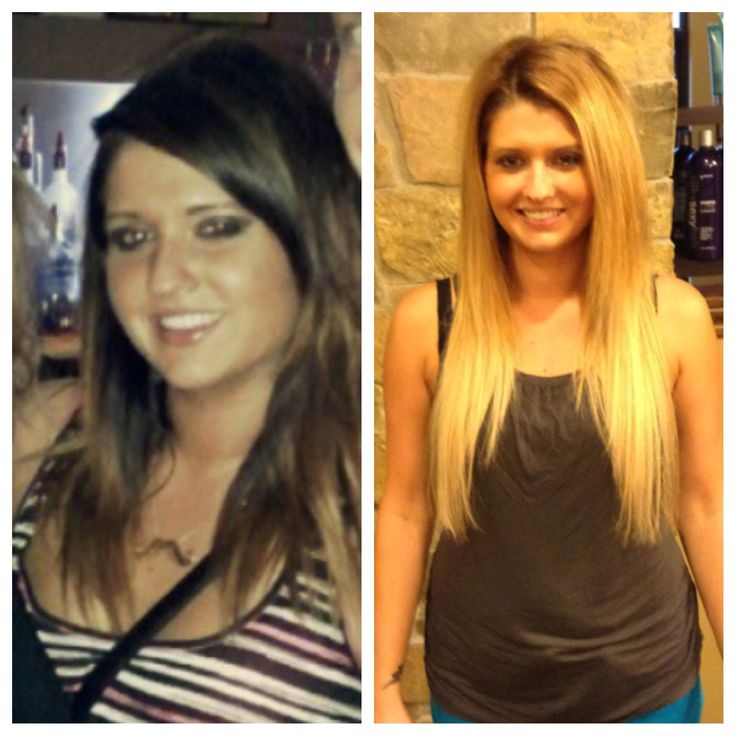 Brown To Blonde Before And After 41