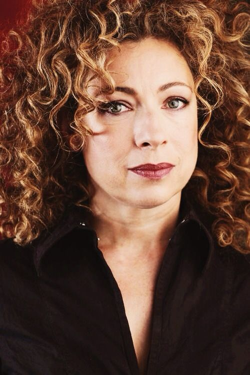 If you don't think Alex Kingston is incredibly sexy, smart, funny, talented & gorgeous, you are wrong.