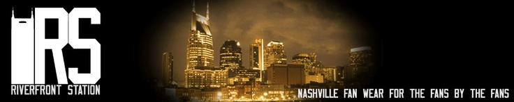Nashville Predators clothing brand.