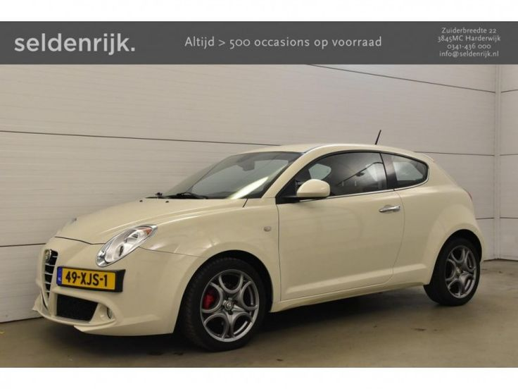 Alfa Romeo MiTo Description: Alfa Romeo MiTo 1.3 JTDM ECO ESSENT. NAVI VOL  LEDER