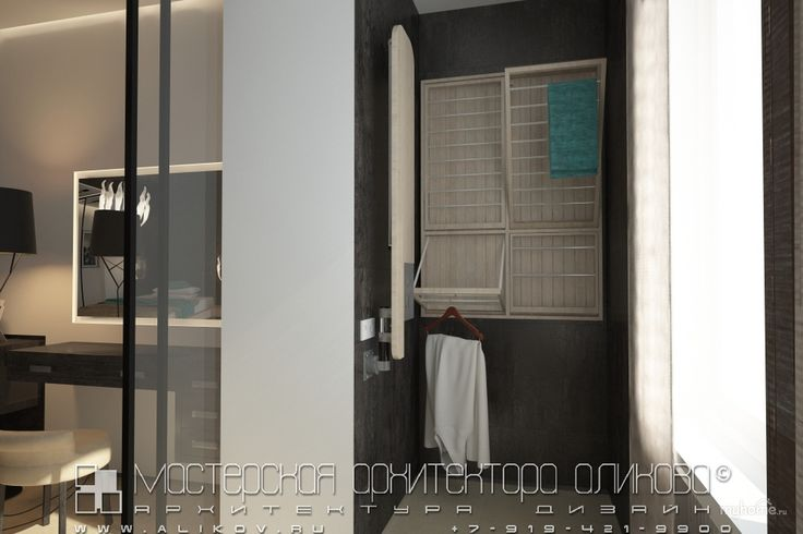 Интерьер квартиры во Владикавказе. Спальня