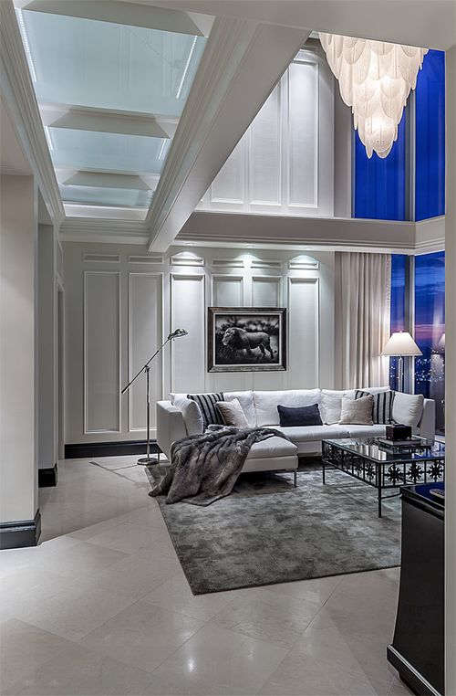Homedesignideas Eu: White Luxury Living Area. The Most Luxurious Pieces And