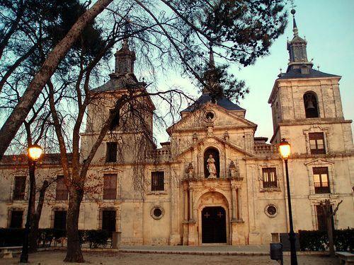 Palacio de Goyeneche (Madrid). José de Churriguera. 1724-25.