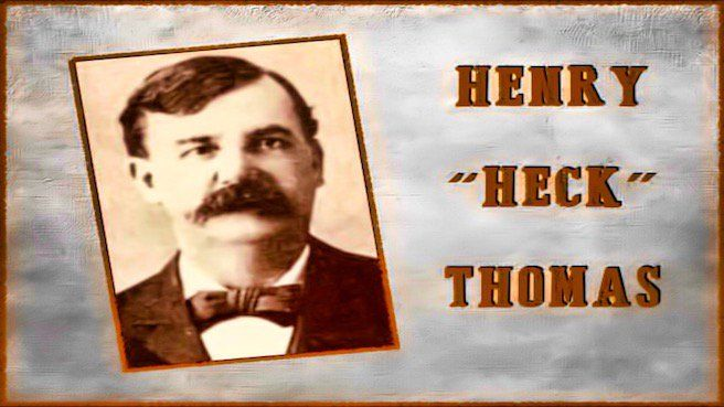 """Legendary Deputy U.S. Marshal Heck Thomas proved a thorn in the side to those on the wrong side of the law.He ranked among the most effective lawman in Indian Territory.""""SCOURGE OF LAWBREAKERS.""""  http://tomrizzo.com/man-courage/"""