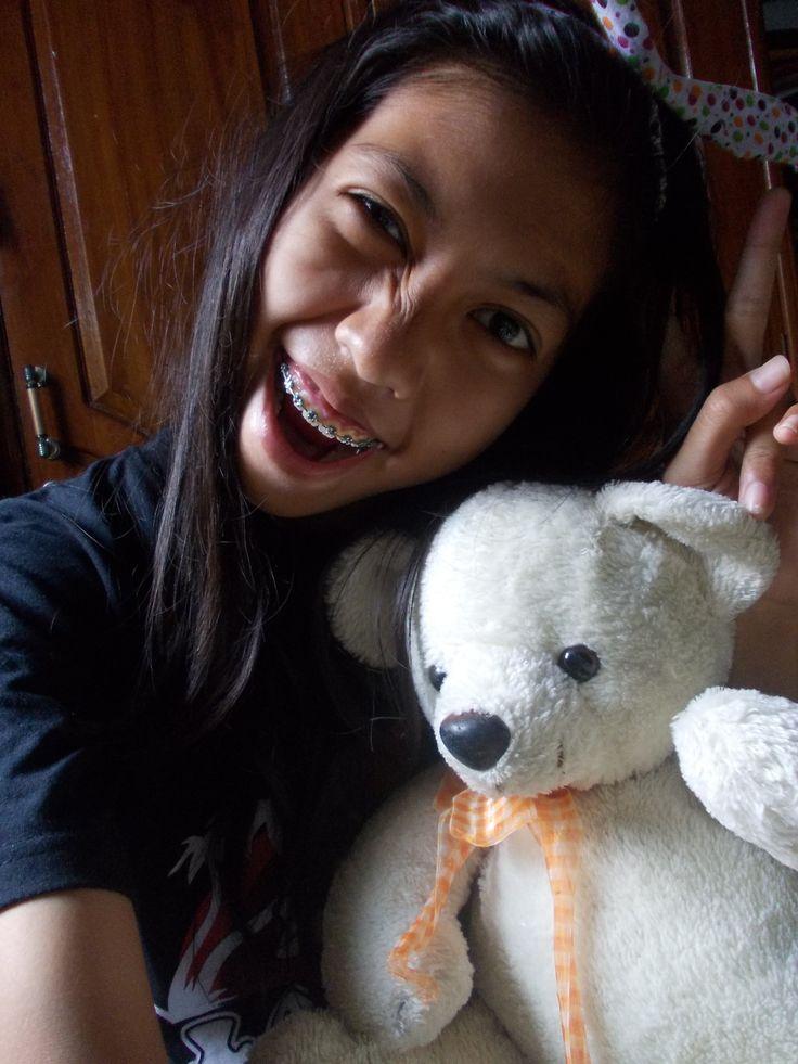 #happy #bear #piss